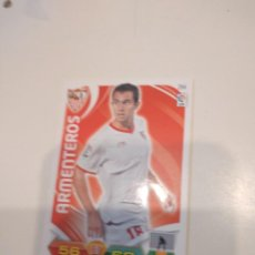 Cromos de Fútbol: C-JOM CROMO FUTBOL ADRENALYN XL 2011 2012 11 12 PANINI SEVILLA ARMENTEROS 284. Lote 243893145