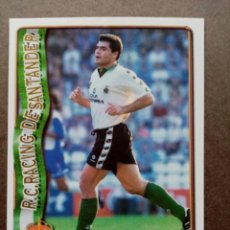 Cromos de Fútbol: Nº 303 ALBERTO, R. RACING C. SANTANDER, FICHAS LIGA 1996 1997 96/97 MUNDICROMO. Lote 243943515
