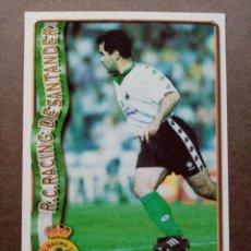 Cromos de Fútbol: Nº 302 ALVARO, R. RACING C. SANTANDER, FICHAS LIGA 1996 1997 96/97 MUNDICROMO. Lote 243943650