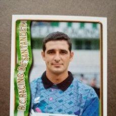 Cromos de Fútbol: Nº 292 PINILLOS, R. RACING C. SANTANDER, FICHAS LIGA 1996 1997 96/97 MUNDICROMO. Lote 243944020