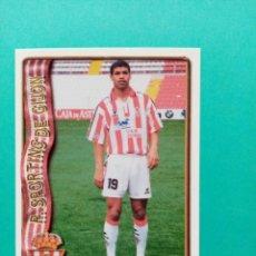 Cromos de Fútbol: Nº 324 R. GOMEZ, ULTIMA HORA, R. SPORTING DE GIJON, FICHAS LIGA 1996 1997 96/97 MUNDICROMO. Lote 243955430