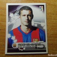 Cromos de Fútbol: ROCHEMBACK DEL BARCELONA CROMO 104 ALBUM SUPER LIGA PANINI 2002 - 2003 ( 02 - 03 ). Lote 243968905