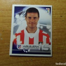 Cromos de Fútbol: AGUILERA DEL ATLETICO MADRID CROMO 92 ALBUM SUPER LIGA PANINI 2002 - 2003 ( 02 - 03 ). Lote 243969615
