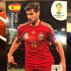 Cromos de Fútbol: FERNANDO LLÓRENTE ESPAÑA ADRENALYN MUNDIAL 2014 ACT 114. Lote 244194715