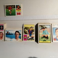 Cromos de Fútbol: LOTE DE 119 CROMOS DE FUTBOL AÑOS 70 EDITORIAL FHER. Lote 244414245