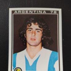 Cromos de Fútbol: 107 MARIO ALBERTO KEMPES ARGENTINA 78 WORLD CUP STORY COPA MUNDO PANINI NUEVO. Lote 244554400
