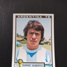 Cromos de Fútbol: 97 DANIEL ALBERTO PASSARELLA ARGENTINA 78 WORLD CUP STORY COPA MUNDO PANINI NUEVO. Lote 244555025
