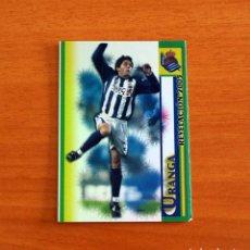 Cromos de Fútbol: REAL SOCIEDAD - Nº 377, URANGA- CRACK BRILLO LISO - LAS FICHAS DE LA LIGA MUNDICROMO 2005-2006-05-06. Lote 244572630