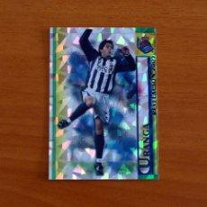 Cromos de Fútbol: REAL SOCIEDAD -Nº 377, URANGA -CRACK BRILLO TRIÁNGULOS-LAS FICHAS LA LIGA MUNDICROMO 2005-2006-05-06. Lote 244573380