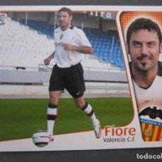 Cromos de Fútbol: FIORE (VALENCIA C.F.) - ÚLTIMOS FICHAJES Nº 6 - LIGA 04/05 - EDICIONES ESTE - NUNCA PEGADO.. Lote 244668455