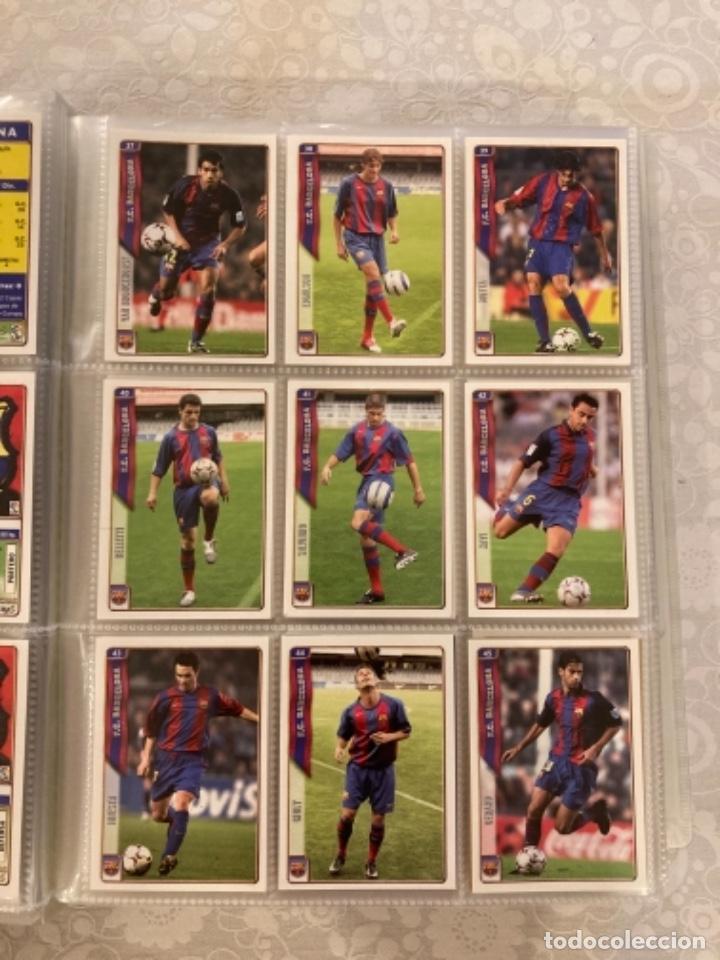 Cromos de Fútbol: Cromo Messi (debut) + Álbum Completo 2005 - Foto 8 - 244753640