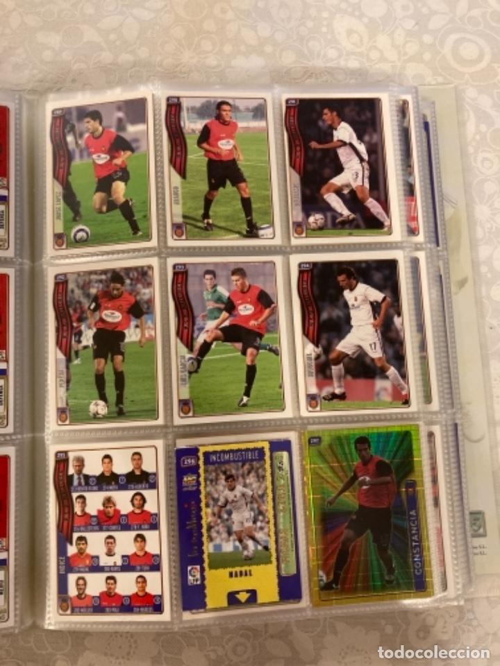 Cromos de Fútbol: Cromo Messi (debut) + Álbum Completo 2005 - Foto 37 - 244753640