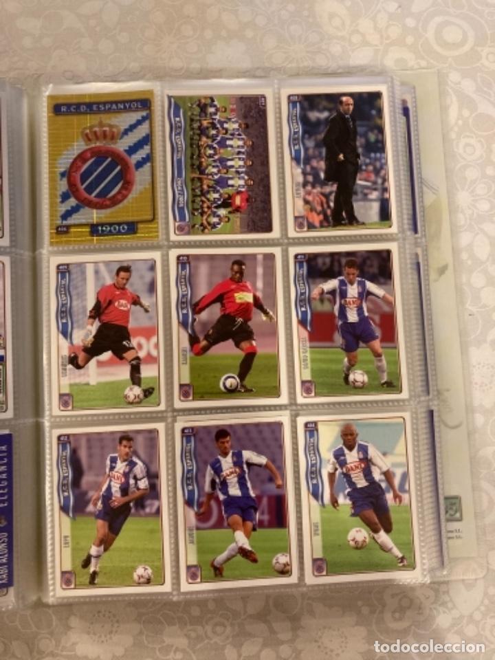 Cromos de Fútbol: Cromo Messi (debut) + Álbum Completo 2005 - Foto 50 - 244753640