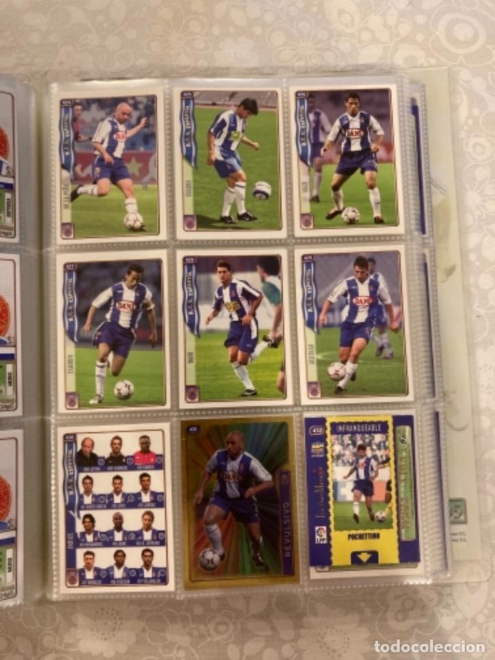 Cromos de Fútbol: Cromo Messi (debut) + Álbum Completo 2005 - Foto 52 - 244753640