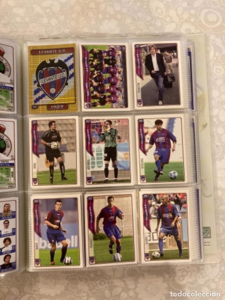 Cromos de Fútbol: Cromo Messi (debut) + Álbum Completo 2005 - Foto 55 - 244753640
