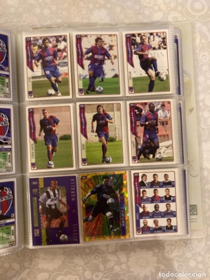 Cromos de Fútbol: Cromo Messi (debut) + Álbum Completo 2005 - Foto 57 - 244753640