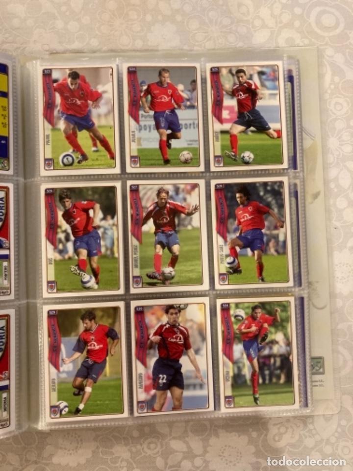 Cromos de Fútbol: Cromo Messi (debut) + Álbum Completo 2005 - Foto 62 - 244753640