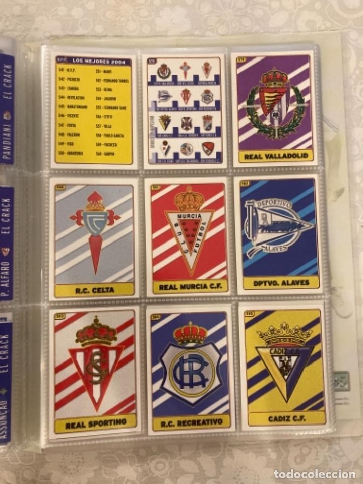 Cromos de Fútbol: Cromo Messi (debut) + Álbum Completo 2005 - Foto 68 - 244753640