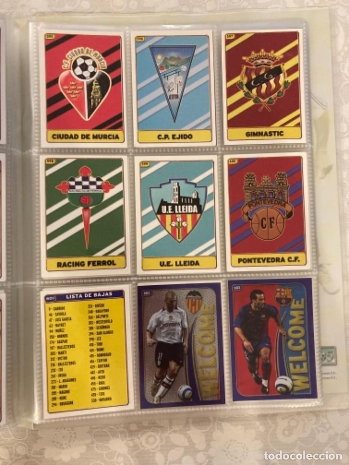 Cromos de Fútbol: Cromo Messi (debut) + Álbum Completo 2005 - Foto 70 - 244753640