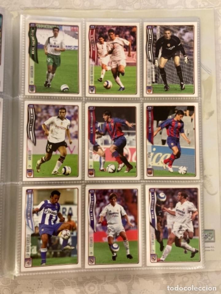 Cromos de Fútbol: Cromo Messi (debut) + Álbum Completo 2005 - Foto 72 - 244753640