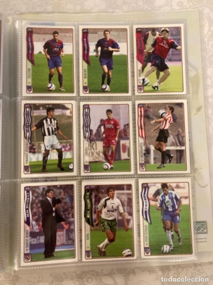 Cromos de Fútbol: Cromo Messi (debut) + Álbum Completo 2005 - Foto 75 - 244753640