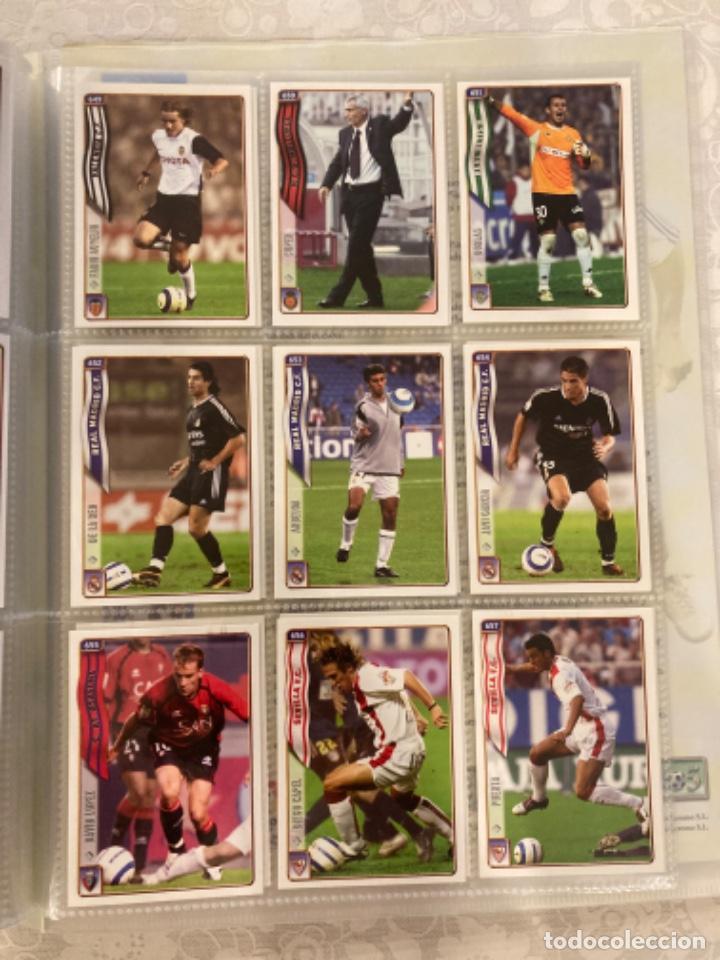 Cromos de Fútbol: Cromo Messi (debut) + Álbum Completo 2005 - Foto 76 - 244753640