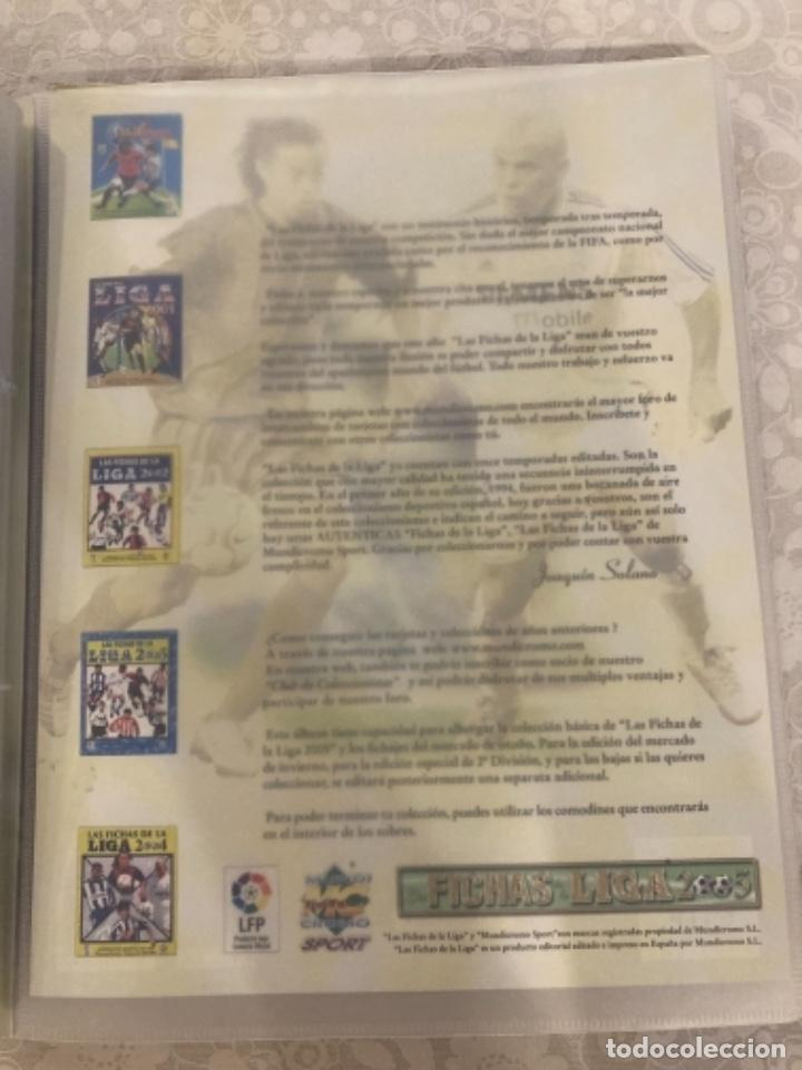 Cromos de Fútbol: Cromo Messi (debut) + Álbum Completo 2005 - Foto 78 - 244753640