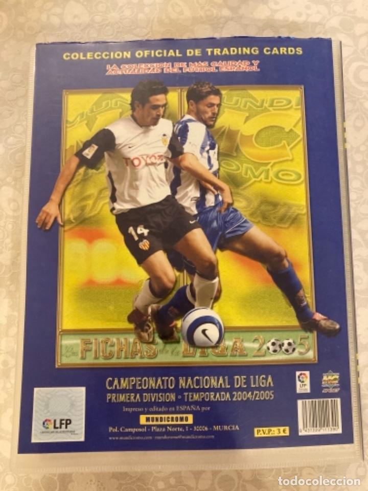 Cromos de Fútbol: Cromo Messi (debut) + Álbum Completo 2005 - Foto 79 - 244753640