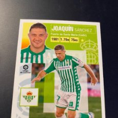 Cromos de Fútbol: JOAQUIN 14 BETIS LIGA2020-21 EDICIONES ESTE PANINI. Lote 244914190