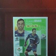 Cromos de Fútbol: LE LIGA ESTE 2020 2021 SANTANDER 20 21 CROMO PANINI FUTBOL N 13 BETIS ULTIMOS FICHAJES BRAVO. Lote 244950335