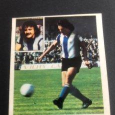 Cromos de Fútbol: CROMO ALBALADEJO HERCULES C.F COLOCA VERSION LIGA 81-82 ESTE DESPEGADO PERO BUEN ESTADO. Lote 245056050