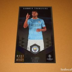 Cromos de Fútbol: RUBEN DIAS - 129 - MANCHESTER CITY - SUMMER TRANSFERS - BEST OF THE BEST - TOPPS - 2021. Lote 245069170
