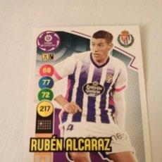 Cromos de Fútbol: Nº 333 RUBÉN ALCARAZ - VALLADOLID - ADRENALYN XL 2020 2021 - 20-21. Lote 245109175