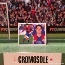 Cromos de Fútbol: CROMO LIGA ESTE 2008 2009 08 09 BARCELONA *SYLVINHO* NUNCA PEGADO. Lote 245399700