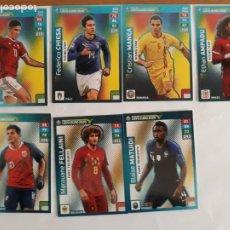Cromos de Fútbol: GRAN LOTE DE 95 CROMOS ROAD TO UEFA NATIONS Y SU ARCHIVADOR ( VER FOTOGRAFÍAS Y LISTADO). Lote 245578680