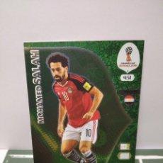 Cromos de Fútbol: MOHAMED SALAH Nº451 EGIPTO - ADRENALYN - GAME CHANGER MUNDIAL RUSIA WORLD 2018 18. Lote 245945625