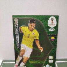 Cromos de Fútbol: RADAMEL FALCAO Nº448 COLOMBIA - GAME CHANGER MUNDIAL RUSSIA ADRENALYN XL WORLD 2018 18. Lote 245949975