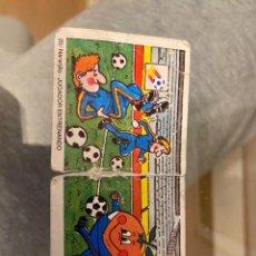 Cromos de Fútbol: LOS NARANJITOS DEL MUNDIAL Nº 20. Lote 246029335