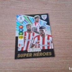 Cromos de Fútbol: ADRENALYN 20/21 SUPER HEROES COLOSOS 433. Lote 246032540