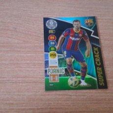 Cromos de Fútbol: ADRENALYN 20/21 PJANIC SUPER CRACK 444. Lote 246032685