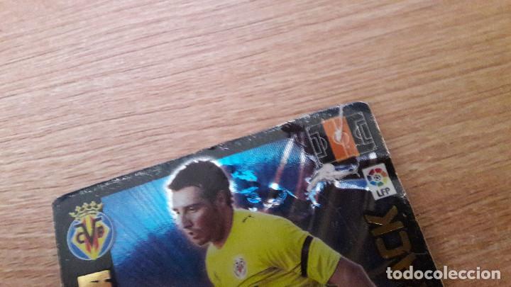 Cromos de Fútbol: adrenalyn 2009/10 cazorla super crack - Foto 2 - 246033430