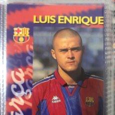 Cromos de Fútbol: PANINI TRADING CARDS FCBARCELONA 96 97 LUIS ENRIQUE ROOKIE. Lote 246196600