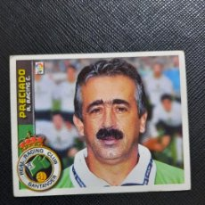 Cromos de Fútbol: PRECIADO RACING SANTANDER ESTE 2002 2003 CROMO FUTBOL LIGA 02 03 - SIN PEGAR - 1299. Lote 246286605