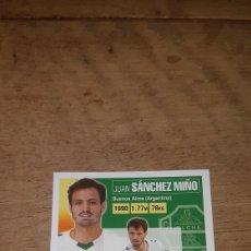Cromos de Fútbol: CROMO JUAN SANCHEZ MIÑO 5BIS PANINI 20 21. Lote 246286700