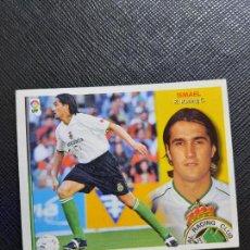 Cromos de Fútbol: ISMAEL RACING SANTANDER ESTE 2002 2003 CROMO FUTBOL LIGA 02 03 - SIN PEGAR - 1304. Lote 246286750