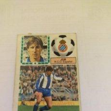 Cromos de Fútbol: CROMO 83/84 LIGA ESTE. JOB. ESPANYOL.. Lote 246355655