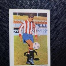 Cromos de Fútbol: ECHEVARRIA SPORTING GIJON FHER 1971 1972 CROMO FUTBOL LIGA 71 72 - DESPEGADO - 620. Lote 246356200