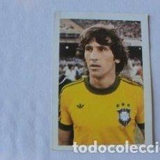 Cromos de Fútbol: FHER ESPAÑA 82 / BRASIL 84 - ZICO - NUEVO SIN PEGAR - IMPECABLE ESTADO - ENVIO GRATIS. Lote 246955610