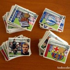 Cromos de Fútbol: COLECCIÓN COMPLETA, 509 CROMOS LIGA 2001-2002, 01-02 - EDICIONES ESTE - TODOS LOS PUBLICADOS. Lote 247153855