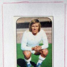 Figurine di Calcio: CROMO DE FUTBOL REAL MADRID NETZER , ED ESTE , LIGA 76 77 1976 1977 NUNCA PEGADO. Lote 247414085